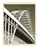 Fremont Bridge, Portland, Oregon Photographic Print by Jaymes Williams