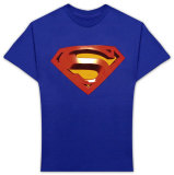 Superman - Superman Returns Logo T-Shirt