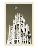 Chicago Tribune Tower Photographic Print by Jaymes Williams
