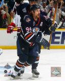 Ryan Smyth 2006 Stanley Cup Photo