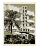 South Beach Art Deco Hotel Photographic Print by Jaymes Williams