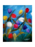 Tulips Galore II Giclee Print by Ruth Palmer 2
