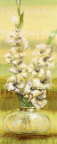 Gladiolas Art by Selina Werbelow