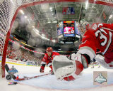 Cam Ward 2006 Stanley Cup Finals Photo