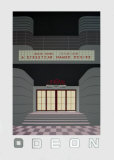 Odeon Serigraph by Perry King