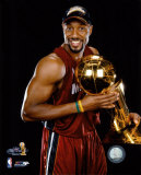 Alonzo Mourning 2006 NBA Finals Photo
