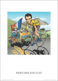 Bernard Hinault Posters by Dave Brinton
