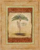Palm Botanical Study II Posters by Susan Osborne