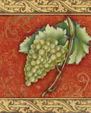 Grape Tapestry II Posters by Susan Osborne