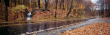 Euclid Creek, Parkway, Ohio, USA Photographic Print by  Panoramic Images