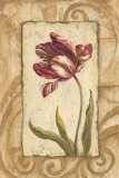 Classic Tulip II Poster by Jillian Jeffrey