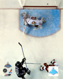 Shawn Horcoff 2006 Stanley Cup Photo
