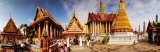 Grand Palace, Bangkok, Thailand Photographic Print by  Panoramic Images