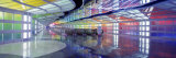 O'Hare Airport Concourse, Chicago, Illinois, USA Lámina fotográfica por Panoramic Images