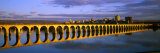 Railroad Bridge, Harrisburg, Pennsylvania, USA Fotografisk trykk av Panoramic Images,