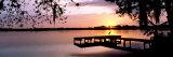 Sunrise Over Lake Whippoorwill, Orlando, Florida, USA Stampa fotografica di Panoramic Images,