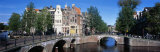Row Houses, Amsterdam, Netherlands Photographic Print by  Panoramic Images