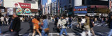 Shibuya Crossing, Tokyo, Japan Photographic Print by  Panoramic Images