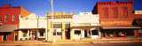 Store Fronts, Main Street, Small Town, Chatsworth, Illinois, USA Photographic Print by Panoramic Images 