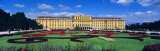 Schonbrunn Palace, Gardens, Vienna, Austria, USA Photographic Print by  Panoramic Images