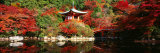 Daigo Temple, Kyoto, Japan Fotografie-Druck von Panoramic Images 