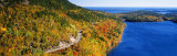 Mount Jordan Pond, Acadia National Park, Maine, USA Photographic Print by  Panoramic Images