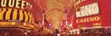 Fremont St. Experience, Las Vegas, NV Photographie par  Panoramic Images