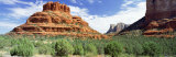Bell Rock, Sedona, Arizona, USA Fotografie-Druck von Panoramic Images