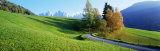Road, Scenic, Summer, Mountains, Tyrol, Italy Fotografisk trykk av Panoramic Images,
