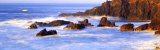 Rocks, Water, Ocean, Baja, California, Mexico Photographic Print by  Panoramic Images