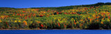 Autumn Eagle Lake, Acadia National Park, Maine, USA Photographic Print by  Panoramic Images