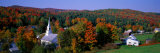 Autumn, Waits River, Vermont, USA Photographic Print by Panoramic Images