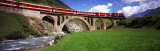 Railroad Bridge, Andermatt, Switzerland Photographic Print by Panoramic Images 