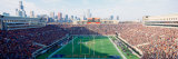 Soldier Field, Chicago, Illinois, USA Fotografisk trykk av Panoramic Images,