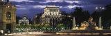 Madrid, Spania Fotografisk trykk av Panoramic Images,