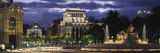 Madrid, Spain Photographic Print by Panoramic Images 