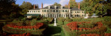 Facade of a House, Hildene Home of Robert Todd Lincoln, Manchester, Vermont, USA Photographic Print by Panoramic Images