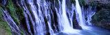 Burney Falls, Mcarthur Burney Falls Memorial State Park, California, USA Photographic Print by  Panoramic Images
