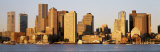 Sunrise, Skyline, Boston, Massachusetts, USA Photographic Print by Panoramic Images 