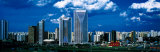 Skyline, Itaim Bibi, Sao Paulo, Brazil Photographic Print by Panoramic Images