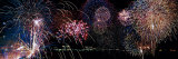 Fireworks, Japan Photographic Print by  Panoramic Images
