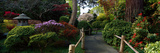 Japanese Tea Garden, San Francisco, California, USA Photographic Print