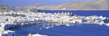 Mykonos, Cyclades, Greece Fotografisk tryk af Panoramic Images