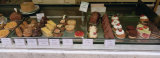 Sweet Foods in a Window Display, Paris, France Photographic Print by  Panoramic Images