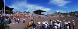 Calf Roping Event at Ellensburg Rodeo, Washington State, USA Photographic Print by  Panoramic Images