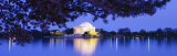 Jefferson Memorial, Washington DC, District of Columbia, USA Photographic Print by  Panoramic Images