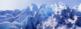 Glacier, Alaska, USA Fotografie-Druck von Panoramic Images 