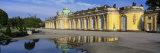 Exterior, Sanssouci Palace, Potsdam, Germany Fotografisk trykk av Panoramic Images,