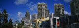 Low Angle View of Skyscrapers, Surfers Paradise, Gold Coast, Queensland, Australia Photographic Print by  Panoramic Images
