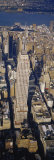 Aerial View of Empire State Building, Manhattan, New York City, New York State, USA Photographic Print by Panoramic Images 